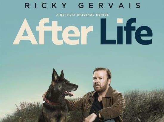 """Crítica de serie """"After Life"""": El antes y después de Ricky Gervais -  Culturizarte"""